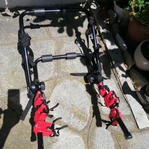 Σχάρα Ποδηλάτων 3 θέσεων Αχρησιμοποίητος