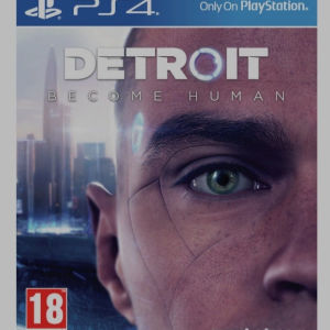 Ps4 games (Detroit become Human)