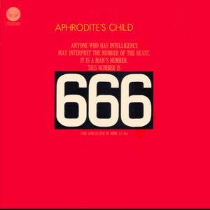 666 Aphrodite's child LP