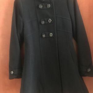 Παλτό σκούρο μπλε