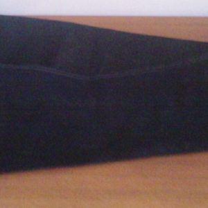 06-01-31_1) Blue-Black τζιν παντελόνι καμπάνα,