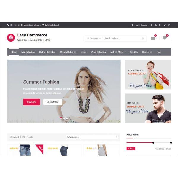 dimiourgia e-shop Wordpress & SEO service