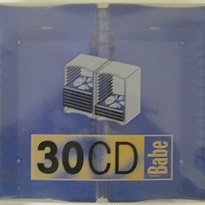 ΘΗΚΗ ΓΙΑ 30 CD