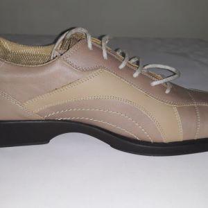 Ανδρικά παπούτσια Ανοιχτό Καφέ Χρώμα Legend Walking Νο 41