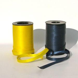 23 Ρολλά Καινούργιες Κορδέλες Συσκευασίας Μπλε και Κίτρινες