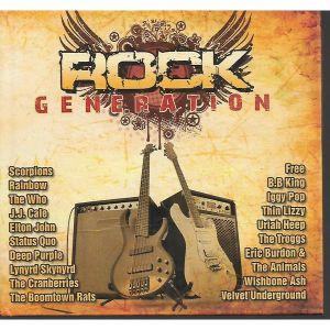 4 CD / ROCK GENERATION