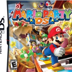 Mario Party DS (ολοκληρωμένο με κουτί και manual)