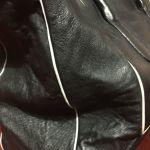 Chloe μαύρη δερμάτινη τσάντα