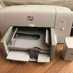 inkjet εκτυπωτής HP Deskjet 695C