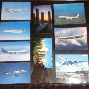 Καρτ ποστάλ Ολυμπιακής.