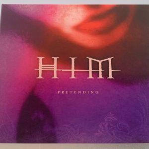 HIM - Pretending made in the E.U. 5-trk cd single
