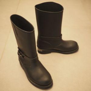 Μπότες PINKO - POLICE ν.38 αδιάβροχες