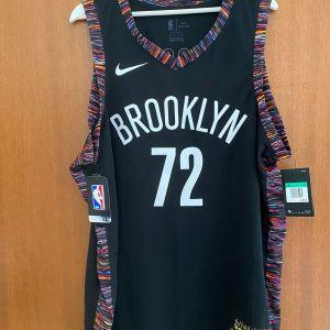 Φανέλα Εμφάνιση Notorious B.I.G Biggie Brooklyn Nets Nike Jersey XL Limited Edition