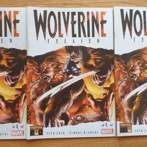 Wolverine - Εξέλιξη (Τόμοι Α' + Β' + Γ') Jeph Loeb