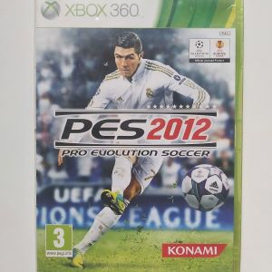 PES 2012 Xbox 360 (ΑΡΙΣΤΗ ΚΑΤΑΣΤΑΣΗ)