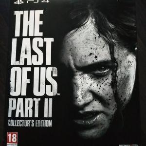 LAST OF US 2 PS4 COLLECTORS ΣΦΡΑΓΙΣΜΕΝΟ