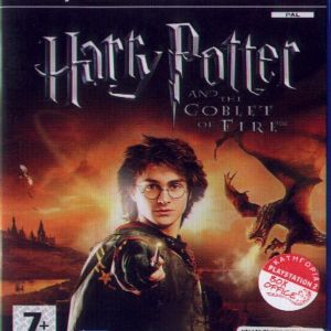 HARRY POTTER AND THE GOBLET OF FIRE - PS2