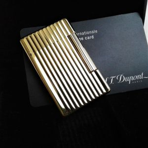 St Dupont Yellow Gold Finish Bronze