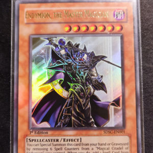Endymion the Master Magician Ultra Rare