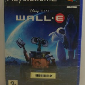 WALL E PS2 PLAYSTATION 2 TWO EUROPEAN PAL BRAND NEW & SEALED