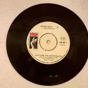 Vinyl record 45 - Johnnie Taylor