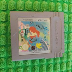 Παιχνίδι Game Boy - Η μικρή γοργόνα