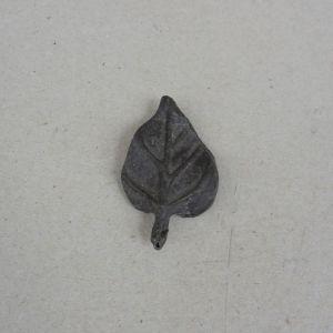 Φύλλο μεταλλικό, γαλλικό περίπου 120 ετών.