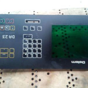 Delem DA 23  πληκτρολόγιο   υπολογιστής στραντζας