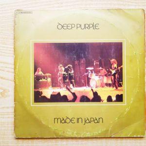 DEEP PURPLE - Made in Japan (1972) 2πλος δισκος βινυλιου Classic Hard Rock