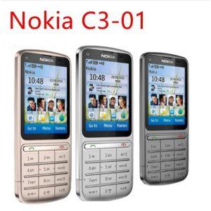 NOKIA C3-01 GREY για ανταλλακτικα  χ 3