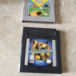 Παιχνίδια για Game Boy Nintendo original model DMG-01 1989