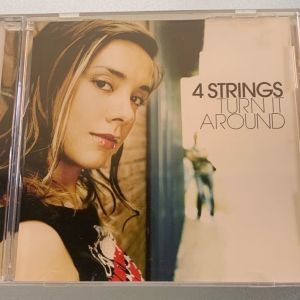 4 strings - Turn it around cd single