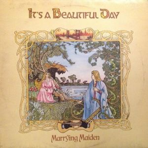 It's A Beautiful Day– Marrying Maiden. Δίσκος Βινυλίου 1981 (Psychedelic Rock)