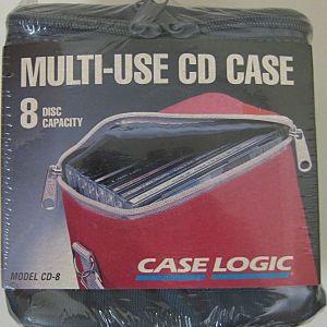ΘΗΚΗ ΓΙΑ 8 CD