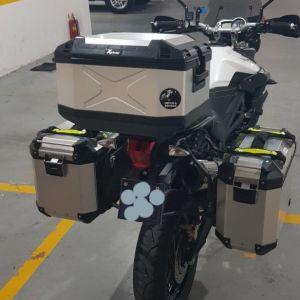 Triumph tiger 800xc- πώληση μοτοσυκλέτας