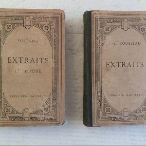 2 Αντικες βιβλια