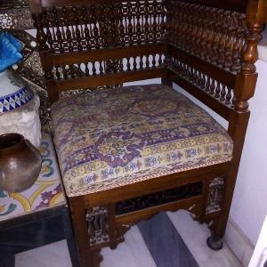 καρέκλα  αντικα από Αίγυπτο