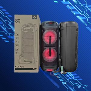 KTS 1199 Bluetooth Ηχείο με Ενισχυτή