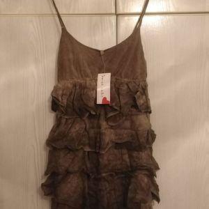 Καινούργιο Φόρεμα με στράπλες