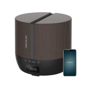 Ηλεκτρικός Διαχυτής Αρώματος και Υγραντήρας Cecotec Pure Aroma 550 Connected Black Woody CEC-0564