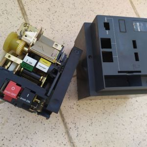 MERLIN GERIN NS630N COMPACT 630 A RECONDITIONED MT630 220 V MOTOR OPERATOR