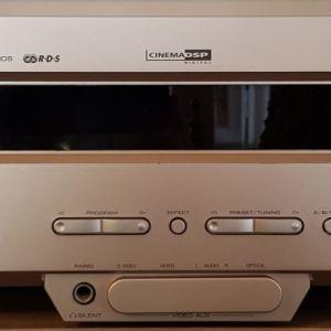 Yamaha RX-V520 - AV receiver - 5.1 channel
