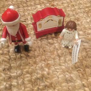 Φιγούρες Χριστουγέννων - Άγιος Βασίλης