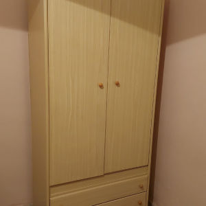 Δίφυλλη ντουλάπα NEOSET