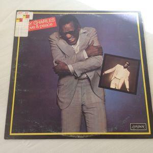 Ray Charles... Love & Peace - Δίσκος Βινυλίου 1978