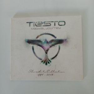Tiesto - Magikal Journey (The Hits Collection) (2XCD Album)