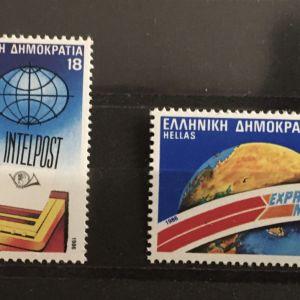 ΕΛΛΑΔΑ 1986 ΕΛΤΑ ΜΝΗ