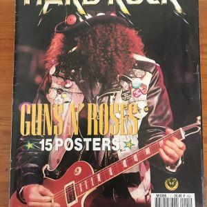 «Hard Rock Posters» Guns N Roses