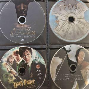 Συλλογη ταινιων DVD Movies