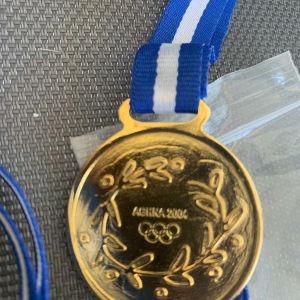 Μεταλιο Ολυμπιακών Αγώνων 2004